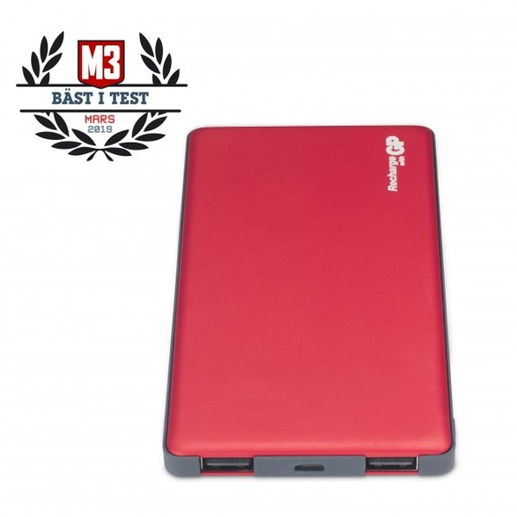 GP - Portable Powerbank 5000mAh - Raspberry