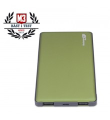 GP - Portable Powerbank 5000mAh - Olive Green (405158)