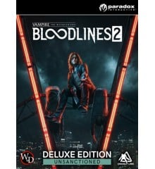 Vampire: The Masquerade: Bloodlines 2 (Unsanctioned Edition)