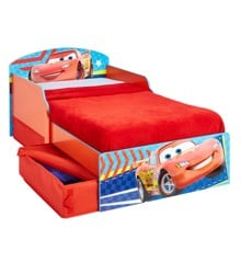 Disney Cars - Kids Toddler Bed with Storage (516CAC01EM)