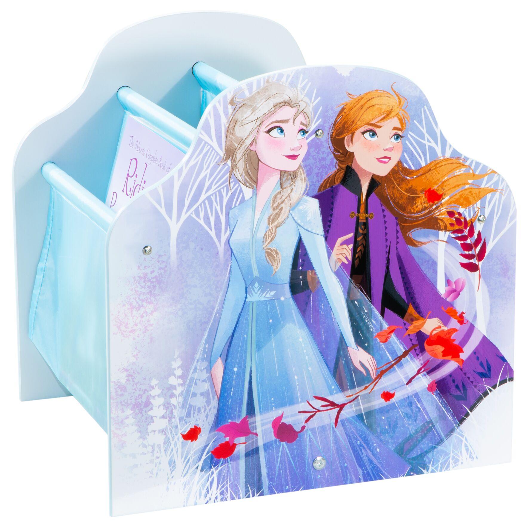 Disney Frozen Kids Sling Bookcase - (543FZO01E)