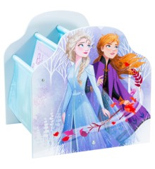 Disney Frozen Kids Sling Bookcase - (543FZO01E)