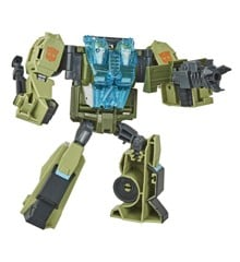 Transformers - Cyberverse Ultra Class -  RACK'N'RUIN - 17 cm (E7109)