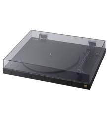 Sony - PS-HX500 Turntable with High-Resolution Recording