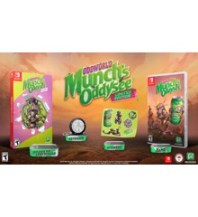 Oddworld Munch Odyssey (Limited Edition)
