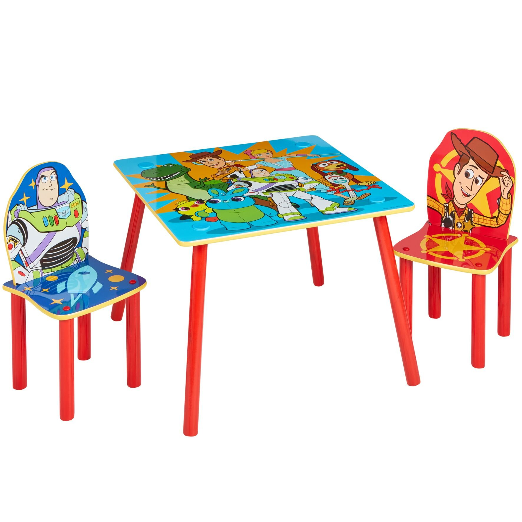 Toy Story - Kids Table and 2 Chairs Set (527TYY01E)