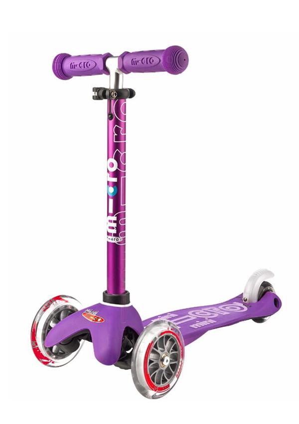 Micro - Mini Deluxe Scooter - Purple (MMD004)