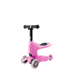 Micro - Mini2go Deluxe Løbehjul - Pink