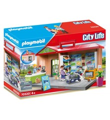 Playmobil - Take Along Grocery Store (70320)