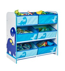 Dinosaur - Kids Toy Storage Unit (471DIE01E)