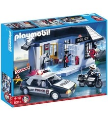 Playmobil - US Complete Police Set (5013)