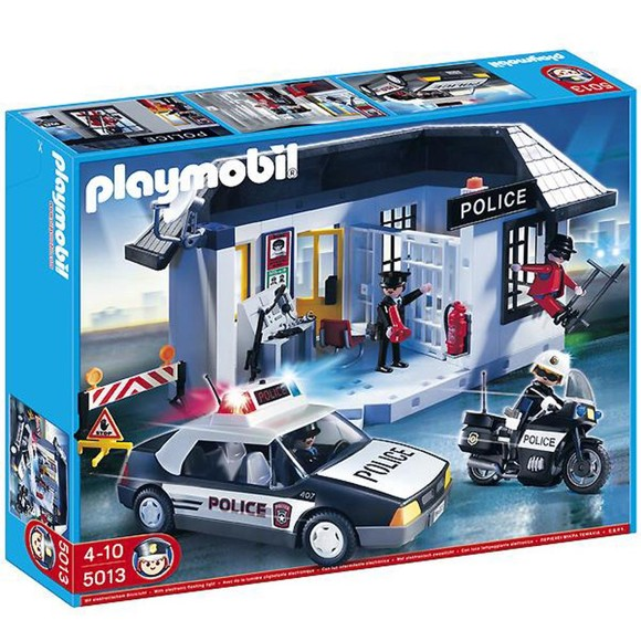 Playmobil - US Complete Police Set (5013)