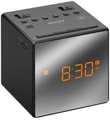 Sony - ICF-C1T AM/FM Clock Radio two alarms