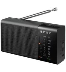 Sony - ICF-P26 Portable Radio