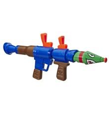 NERF - Fortnite Rocket Launcher - Super Soaker Vand Pistol (E6874)