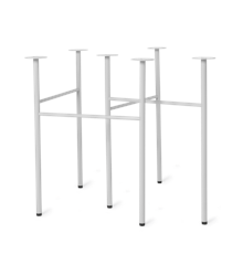 Ferm Living - Mingle Table Legs 71 cm - Light Grey (9838)