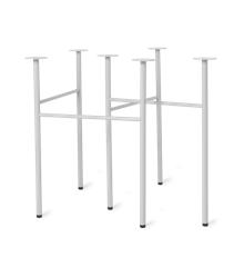 Ferm Living - Mingle Table Legs 71 cm - White (9838)