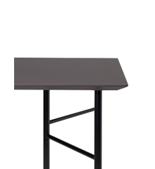 Ferm Living - Mingle Table Top Rectangular 160 cm - Taupe (9845)