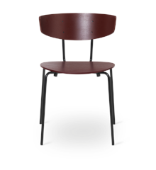 Ferm Living - Herman Chair - Red Brown (100006306)