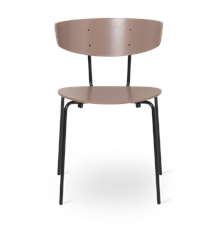 Ferm Living - Herman Chair - Dark Rose (100006322)