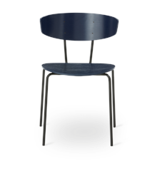 Ferm Living - Herman Chair - Dark Blue (9403)