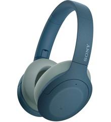 Sony - WH-H910N Trådløse hovedtelefoner med støjreduktion