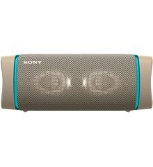 Sony - SRS-XB33 Bærbar Vandtæt Bluetooth Højttaler