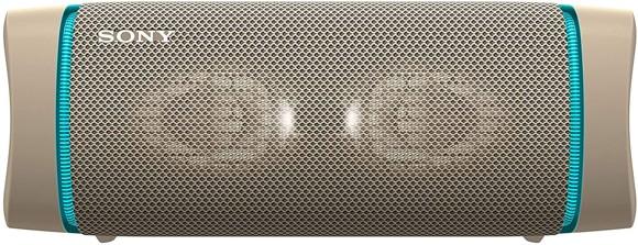 Sony - SRS-XB33 Portable  Waterproof Bluetooth Speaker