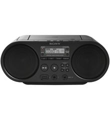 Sony - ZS-PS50 CD Boombox AM/FM