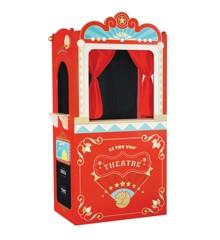 Le Toy Van - Stort dukketeater med butik (LTV333)