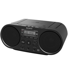 Sony - ZS-PS55B -  CD Boombox DAB/FM
