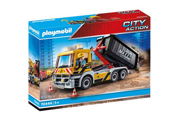 Playmobil - Construction Truck (70444)