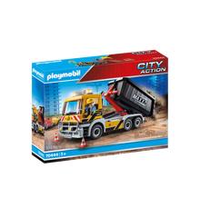 Playmobil - Lastbil med veksellad (70444)