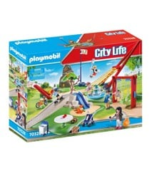 Playmobil - Club Set Legeplads (70328)