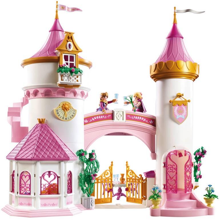 Playmobil Figure Lady Mirror 4338 Stool Seat Furniture Princess Castle