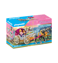 Playmobil - Romantic horse-drawn carriage (70449)