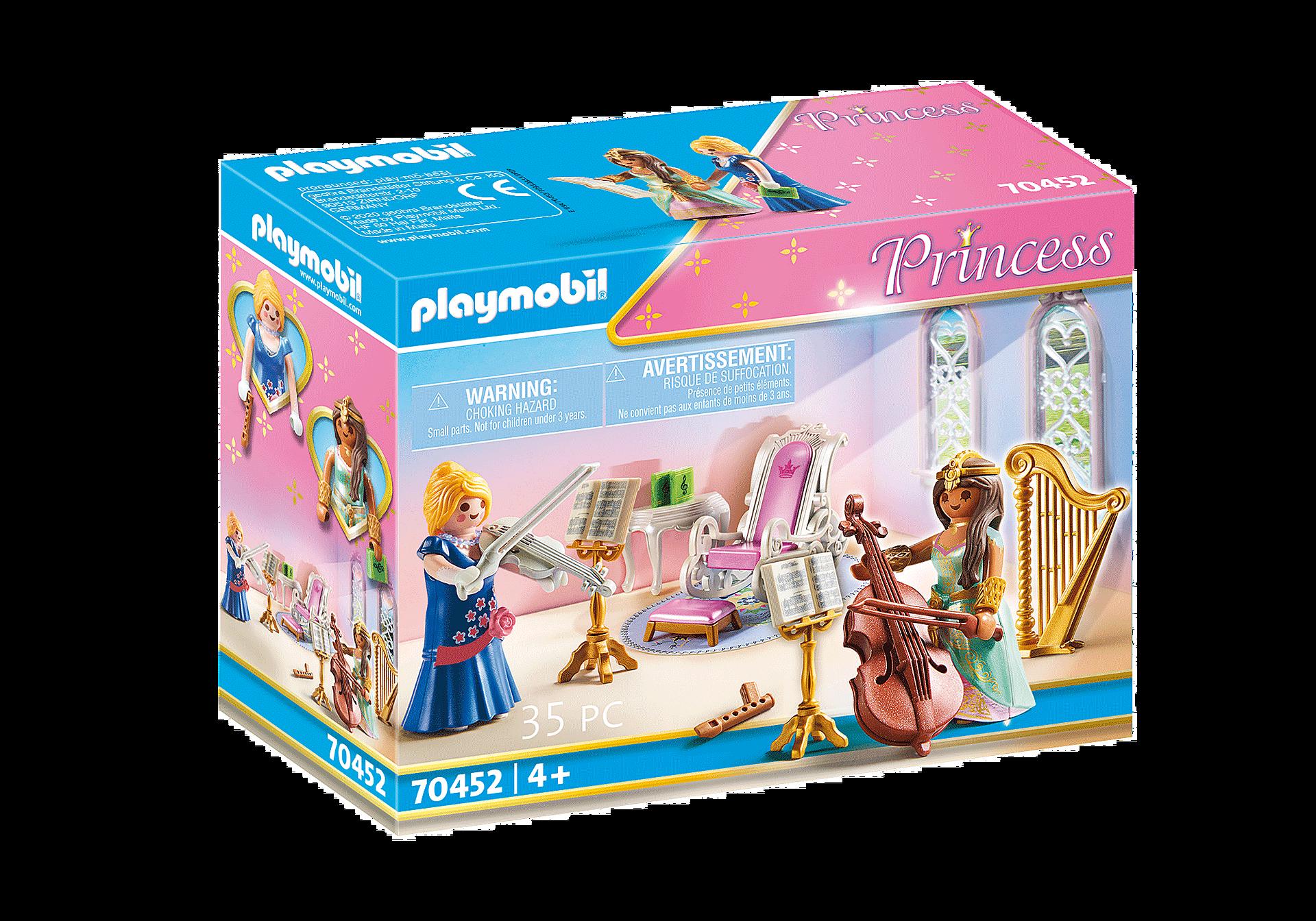 Playmobil - Musikværelse (70452)