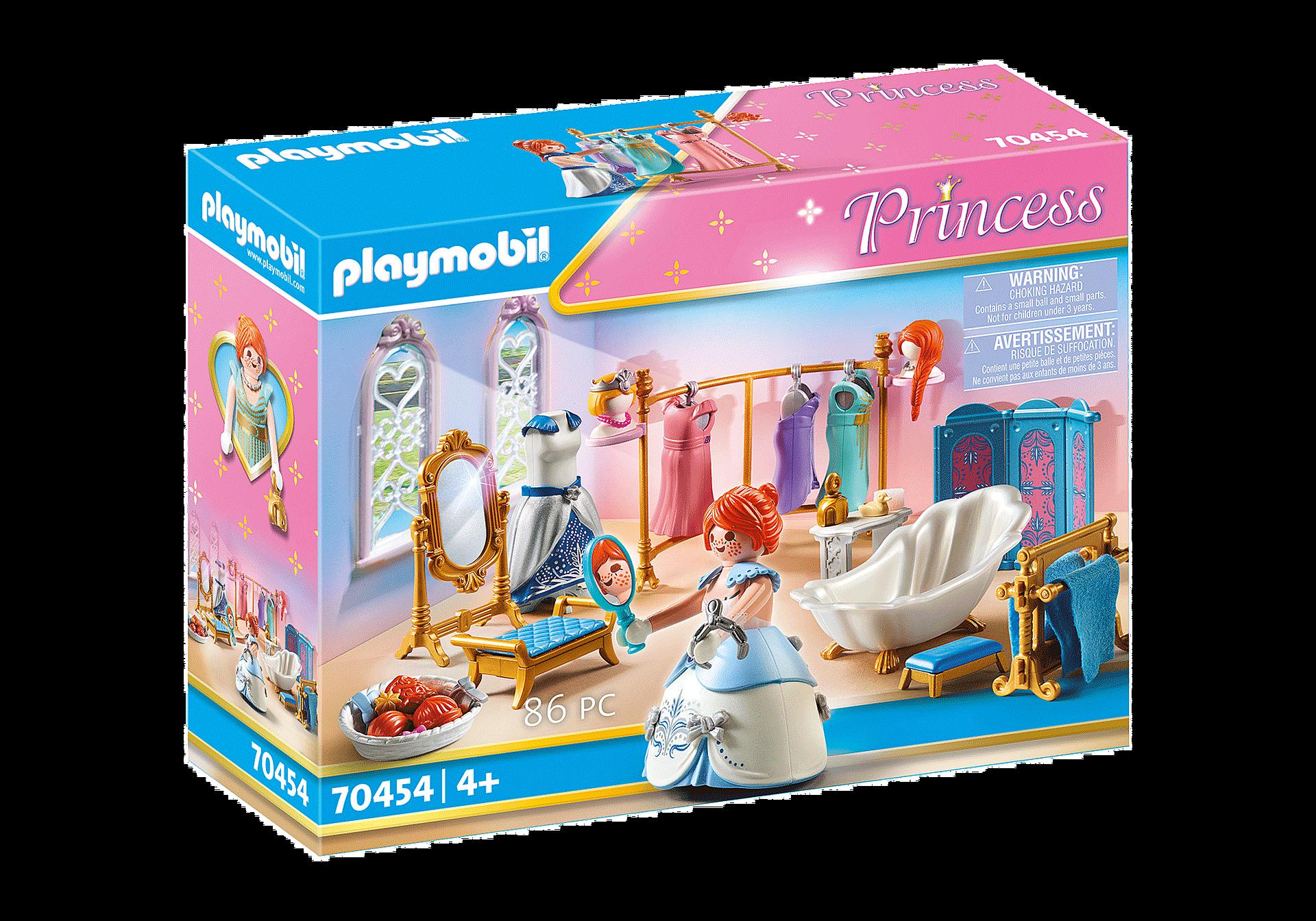Playmobil - Dressing room with bath (70454)