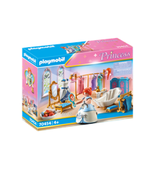 Playmobil - Dressing room with bath (70454)