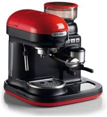 Moderna - Espresso Machine Red (657842)