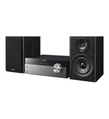 Sony - SBT100B Hi-Fi System with Bluetooth/DAB+