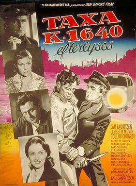 Taxa K 1640 Efterlyses