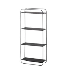Bloomingville - Juan Shelf - Black (82047629)