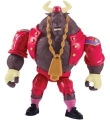 Rise of the Teenage Mutant Ninja Turtles - Battle Shell Action Figure - Bullhop (80810)