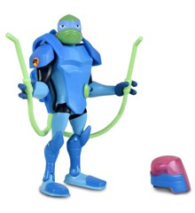 Rise of the Teenage Mutant Ninja Turtles - Battle Shell Action Figure - Bug Bustin' Leo