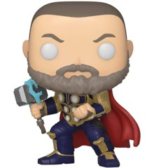 Funko POP! - Marvel: Avengers Game - Thor (Stark Tech Suit)