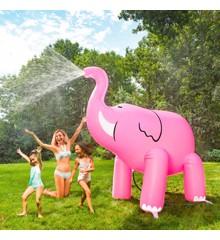 Giant Pink Elephant Sprinkler (22884)