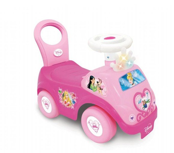 Kiddieland - Disney Princess Activity Ride On (50849)