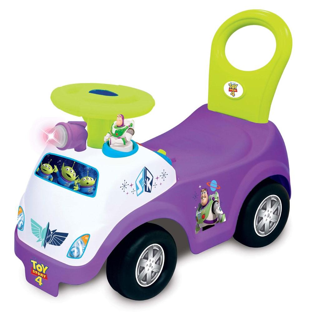 Kiddieland - Toy Story Buzz Activity Ride On (51946)