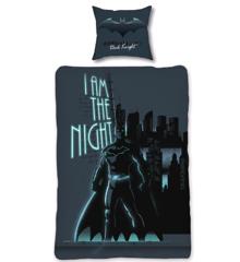 Sengetøj - Voksen str. 140 x 200 cm - Glow in The Dark - Batman